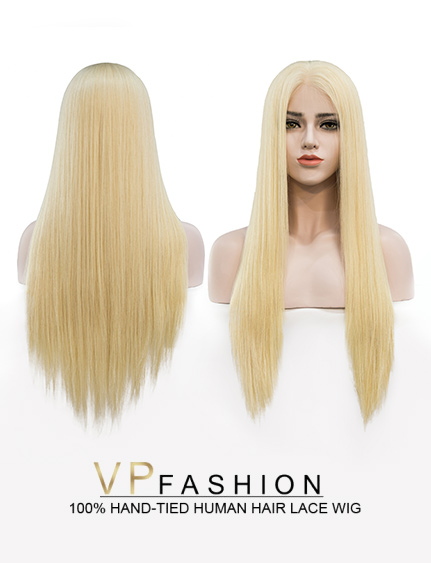 VPfashion Spitzenfront Indian Remy Perücke W613A
