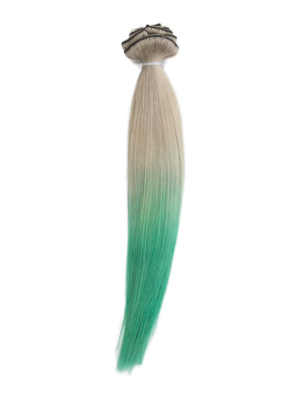 50cm 149g Echthaar Clip in Farbig Sale Extensions XPZ-116