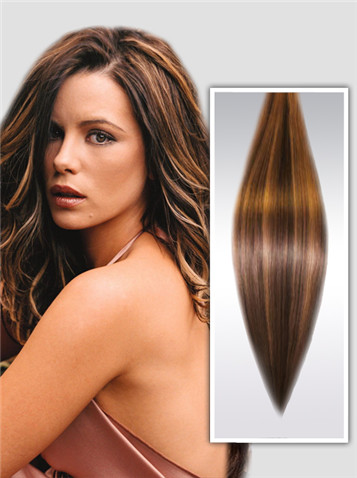 Highlights Remy Haar Extensions mit Clips gwm218