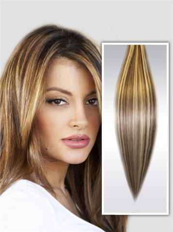 Highlights Remy Haar Extensions Clip in gsm414