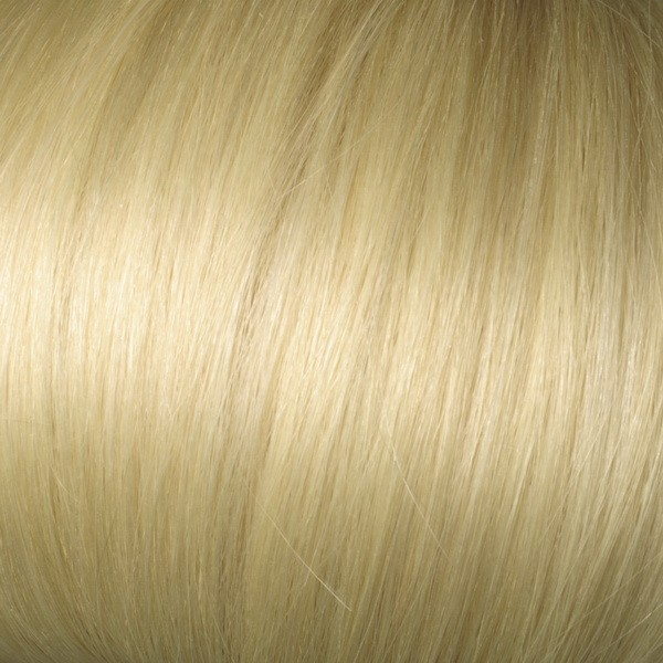 Bleich Goldblond Vpfashion Echthaar Extensions mit Clips FNr.24