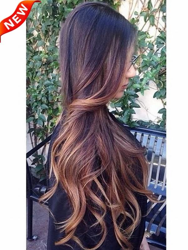 Ombre Hair Farbe